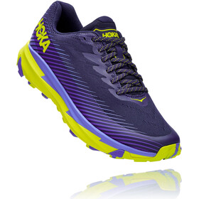 Hoka One One Torrent 2 Hardloopschoenen Heren, black iris/evening primrose